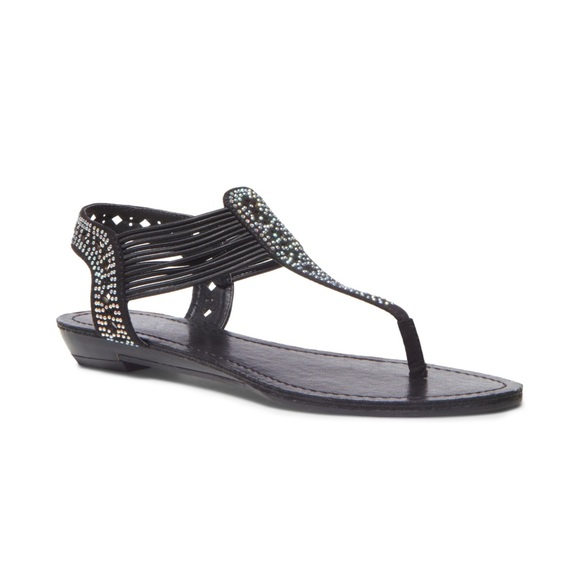 8ef85552faa5 Madden Girl Shoes - Madden Girl Taahnee Thong Sandals